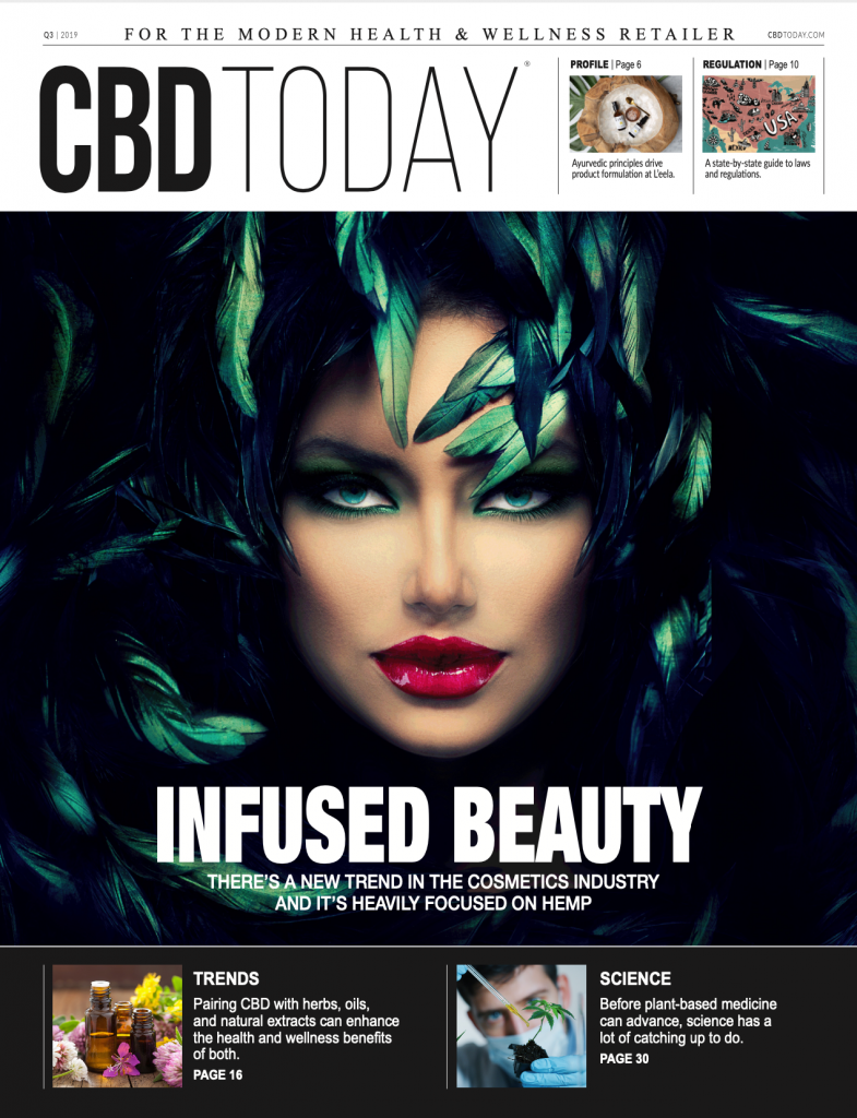 Infused Beauty Cover Image